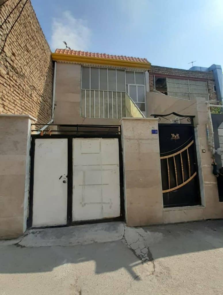 ملک املاک فروش خانه ویلایی ۲ طبقه در کرج چهارباغ مهدی آباد