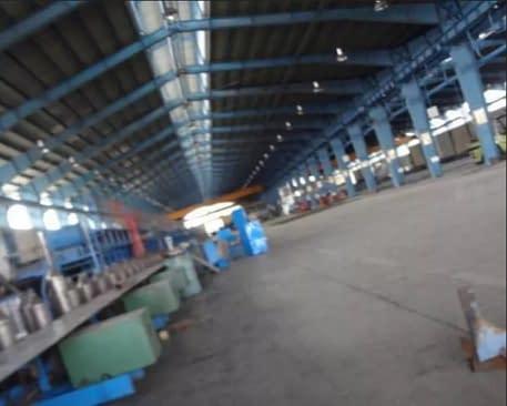 ملک املاک فروش کارخانه میلگرد در جنوب تهران ورامین